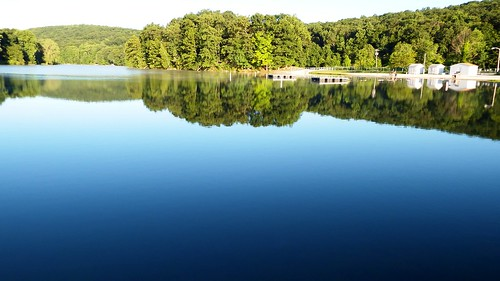 Pleasant Valley Lake in Vernon, NJ