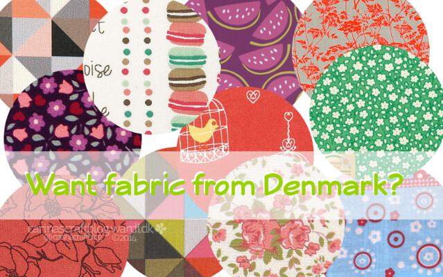 Danish fabric
