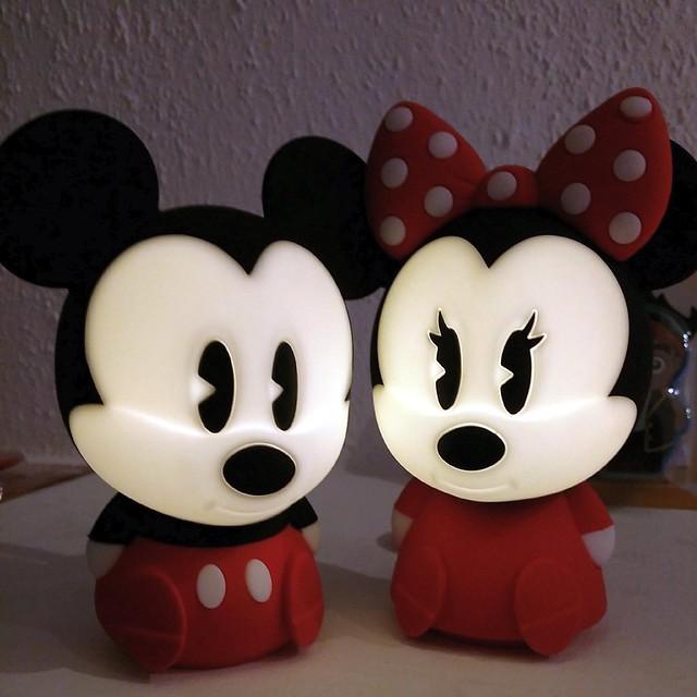 Philips Disney SoftPals Mickey & Minnie