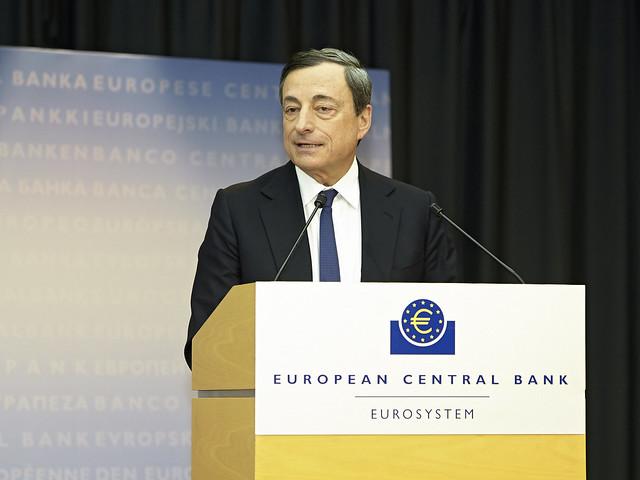 Nell'intervento di Draghi l'Italia e' il
