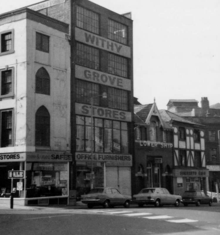Lower Ship, Withy Grove, Manchester, Aug 1971