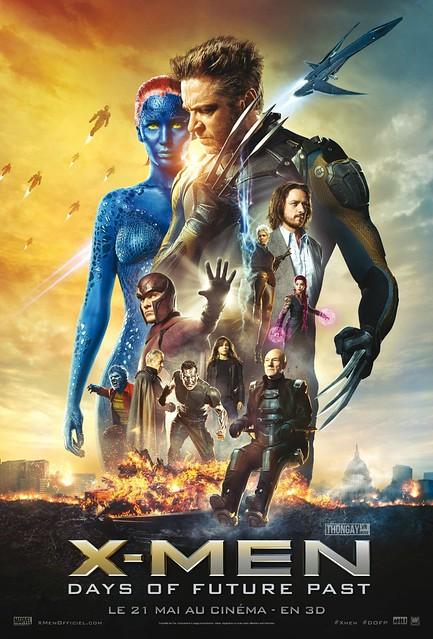 Phim X-men: Ngày Cũ Của Tương Lai - X-men: Days Of Future Past