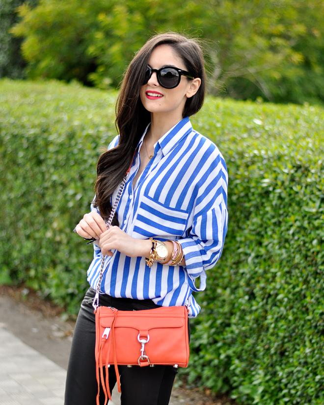 Blue Stripe Shirt_06
