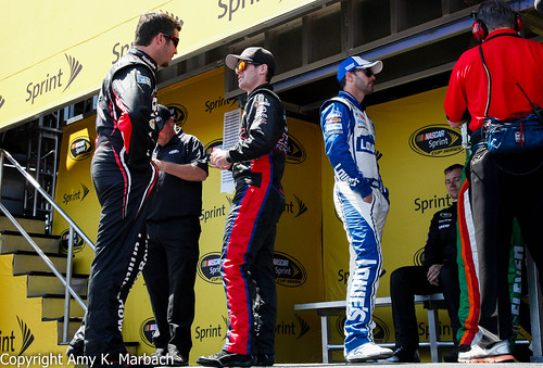 Martin Truex Jr., Jimmie Johnson