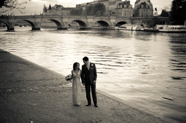 By the Seine // Photo Juliane Berry