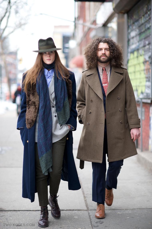 new york street styles