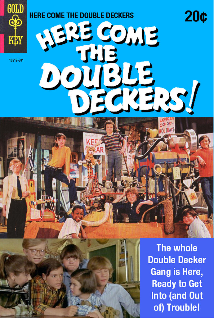 herecomethedoubledeckers