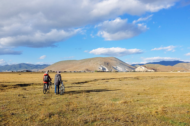 Riders of the Grassland