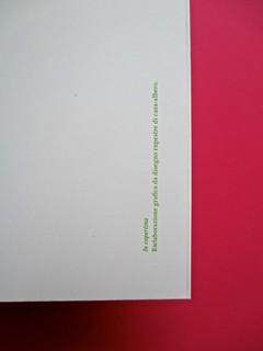 Romanzi, collana di Tunué edizioni. Progetto grafico di Tomomot; impaginazione di TunuéLab. Risvolto della quarta di copertina [Peter] (part.), 1