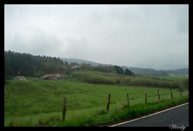 Ruta en coche por Vizcaya