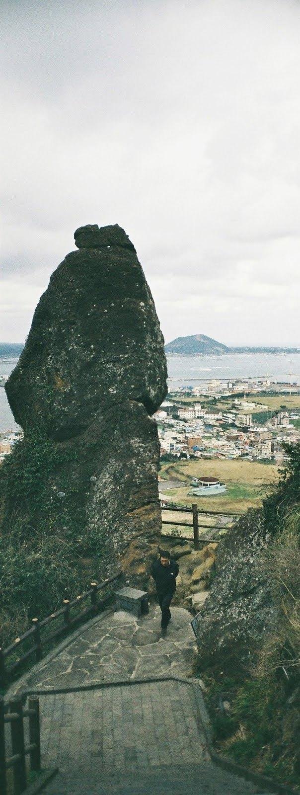 Seongsan Rock Pillar