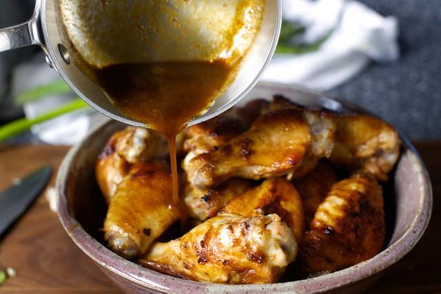 sticky sesame chicken wings – smitten kitchen