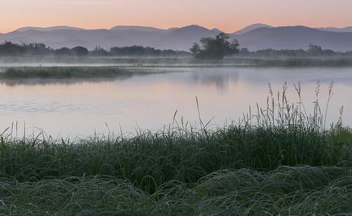 morning fog landscape geotagged spring slovenia slovenija jutro notranjska megla pomlad cerknicalake cerkniškojezero intermittentlake presihajočejezero
