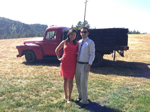 Wedding in Cazadero, CA