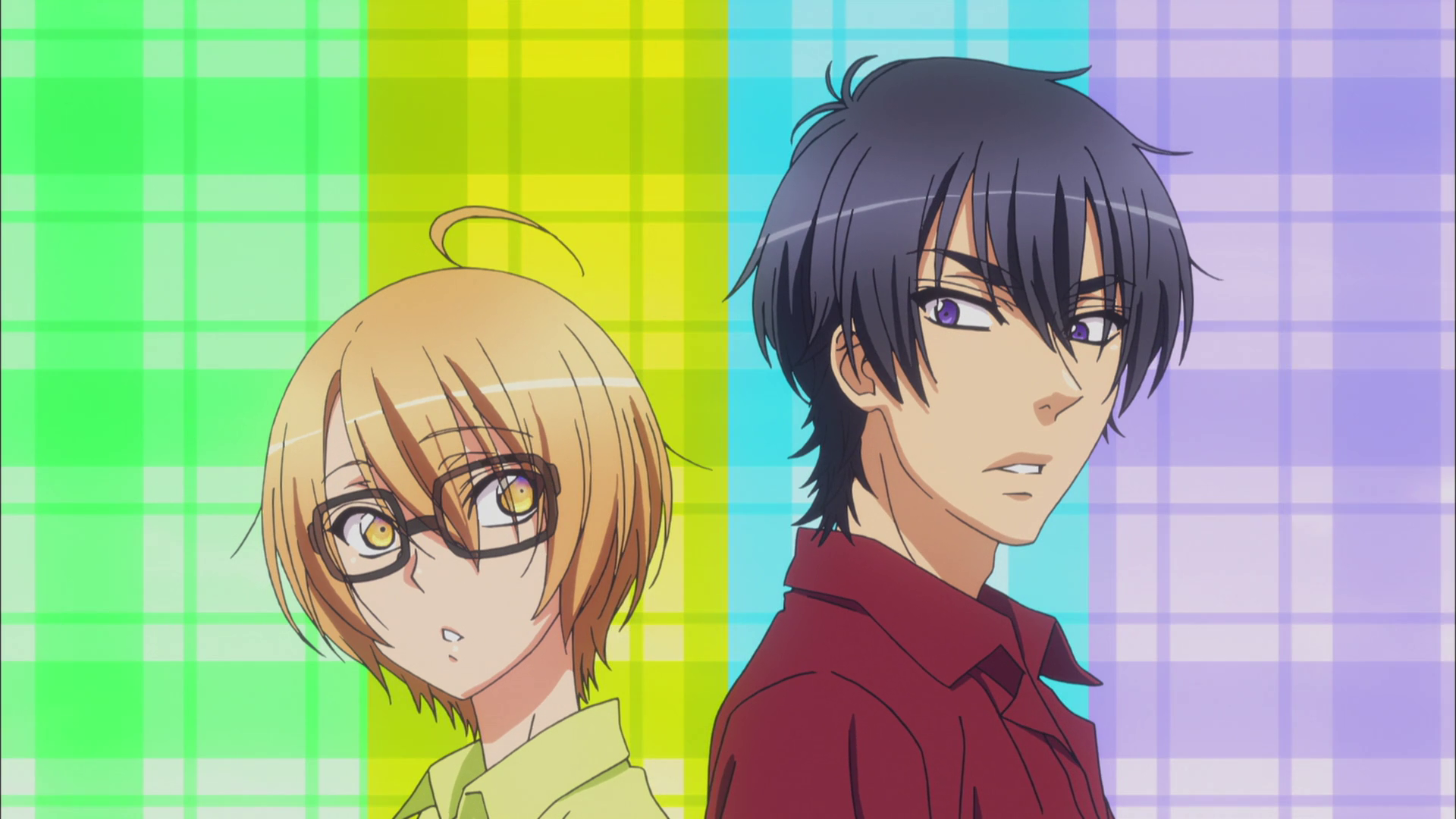 Love Stage Episode 01  ☆ Koekara