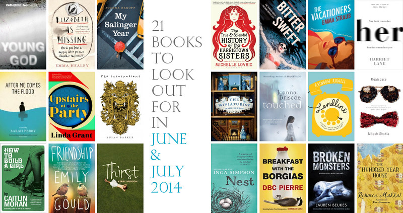 What to read in June & July 2014