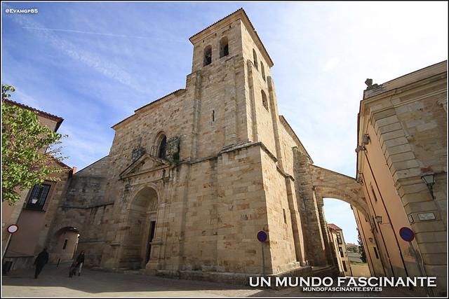 Zamora, Iglesia de San Pedro y San Ildefonso