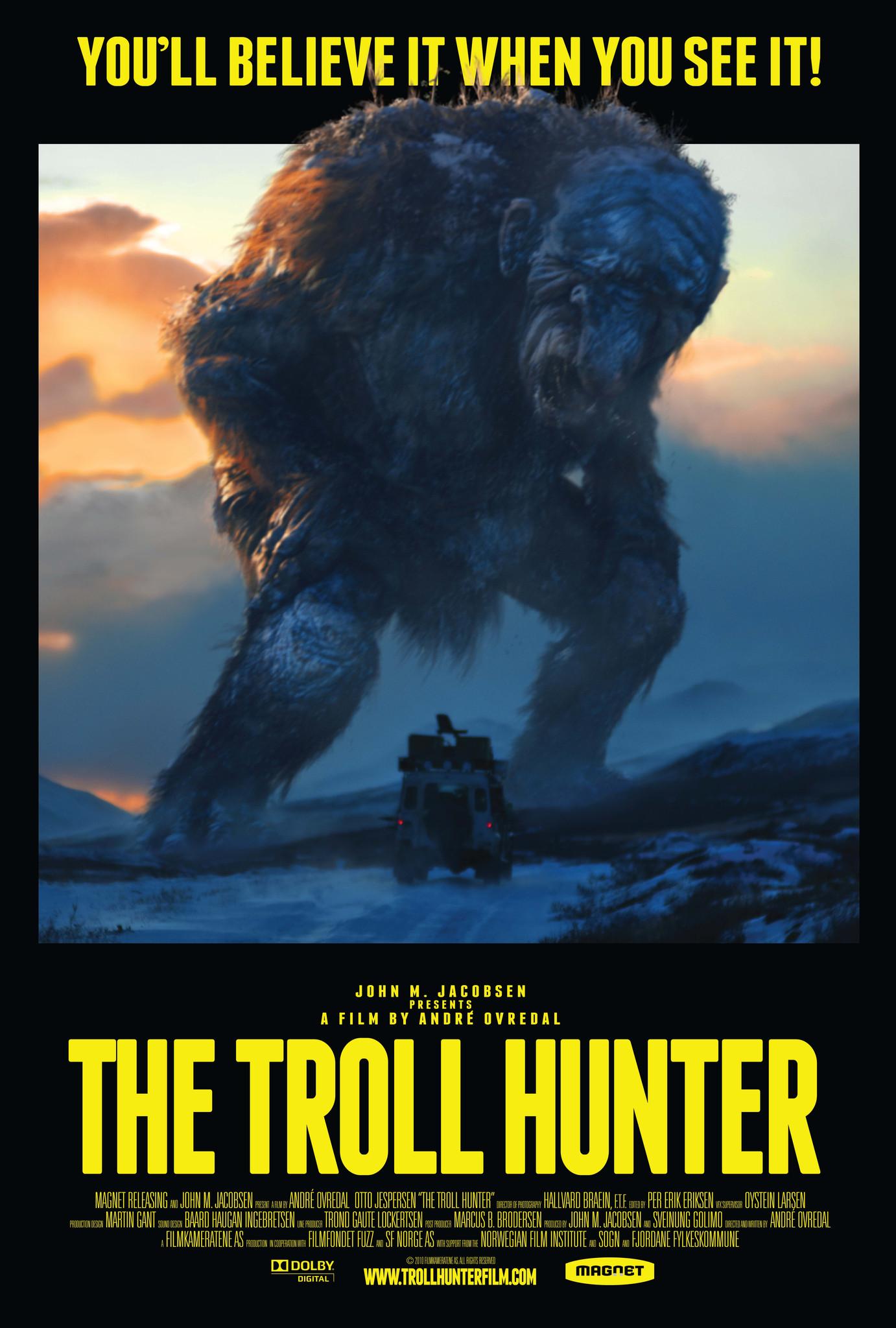 The Troll Hunter (2010)