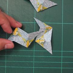 วิธีพับบอลกระดาษแบบเอสเตลล่าฟลอร์ (Estrella Flor Kusudama)015