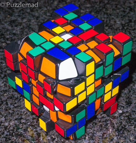 TwistyPuzzles com Forum • View topic - How to solve Hunter's