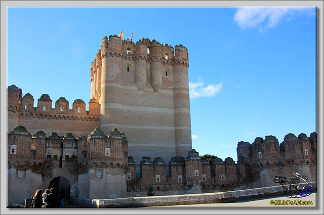Castillo de Coca (Segovia) (1)