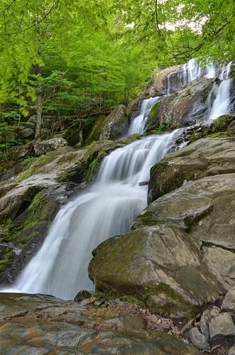 park waterfall darkhollowfalls shenandoahvirginianational