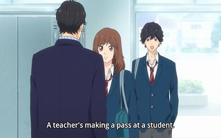 Ao Haru Ride Episode 3 Image 14