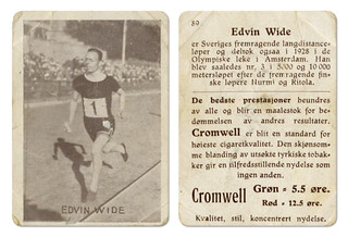 Edvin Wide (1896 - 1996)