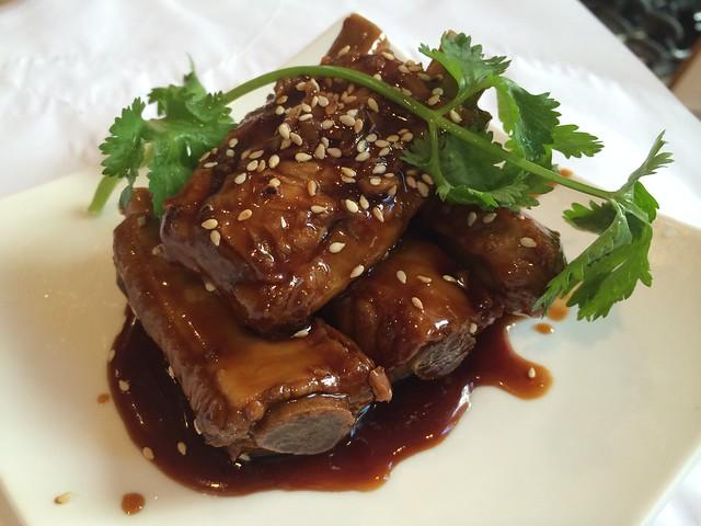 Peking ribs - Yank Sing