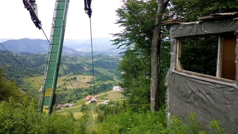 Trostyan, Carpathians, Ukraine