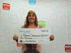 Deanna Candelaria - $2,000 Scoop the Cash
