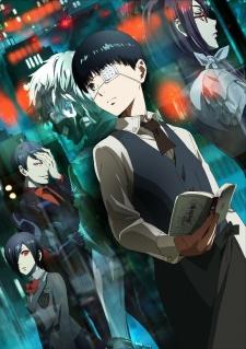 Xem phim Tokyo Ghoul - Đông Kinh Thực Chủng | Tokyo Kushu | Toukyou Kushu | Toukyou Ghoul [Bluray] Vietsub