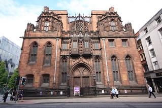 John Ryman Library - Manchester