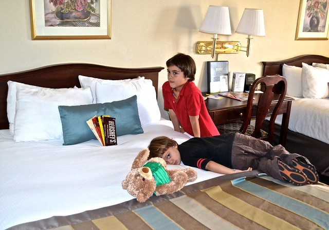Days Inn Hershey, PA - kids travel