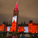 Mosaika Light Show on Parliament Hill by Tony Webster
