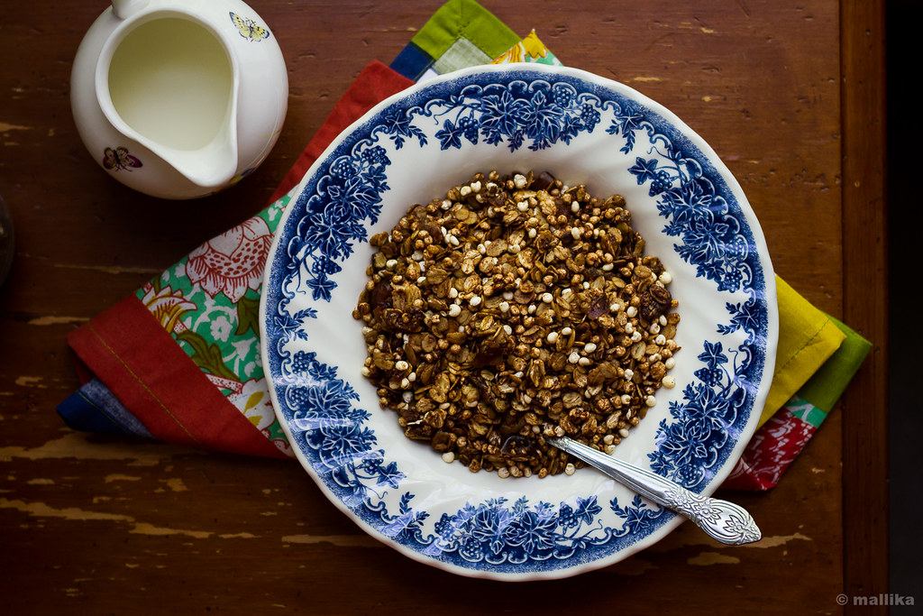 Two Grain Chocolate Granola_3