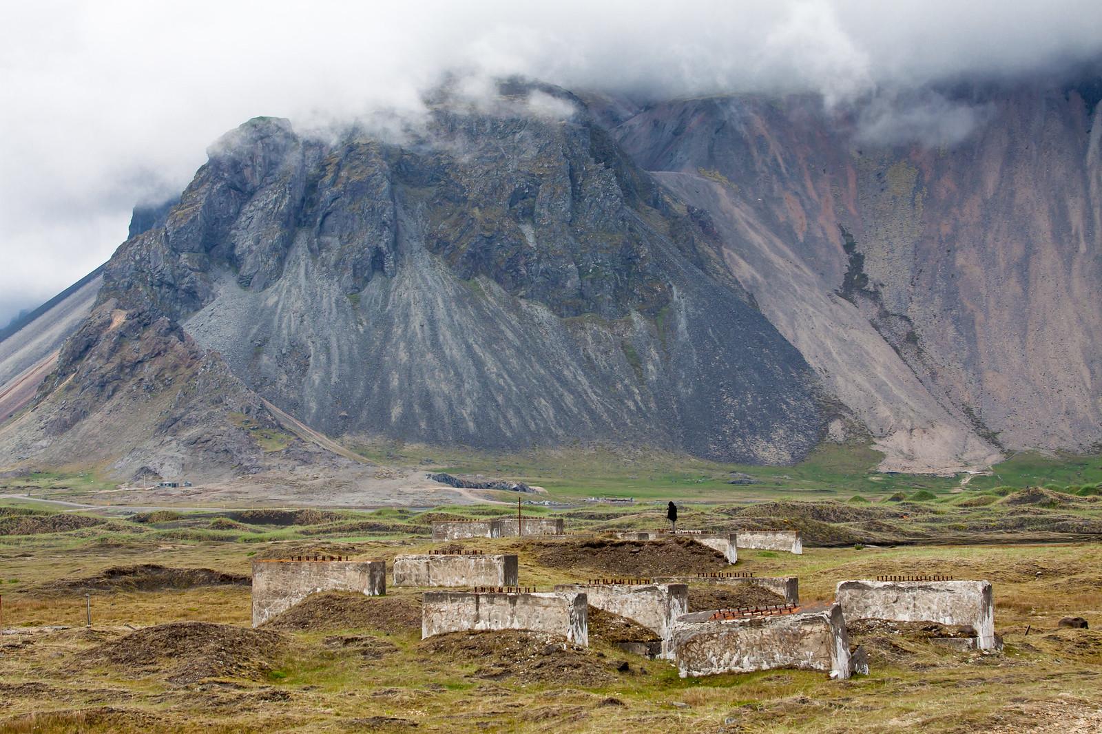 Якісь руїни в Ісландії