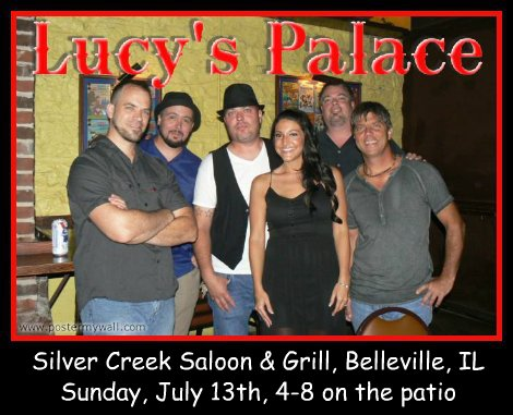 Lucy's Palace 7-13-14