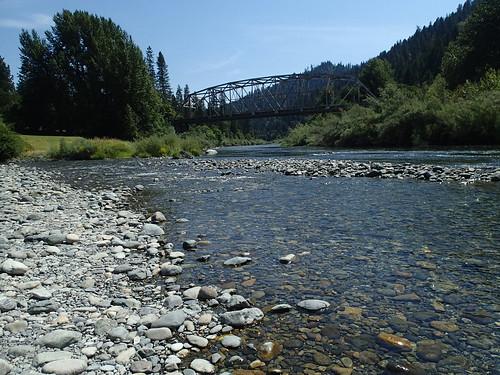 creek river indian klamath happycamp