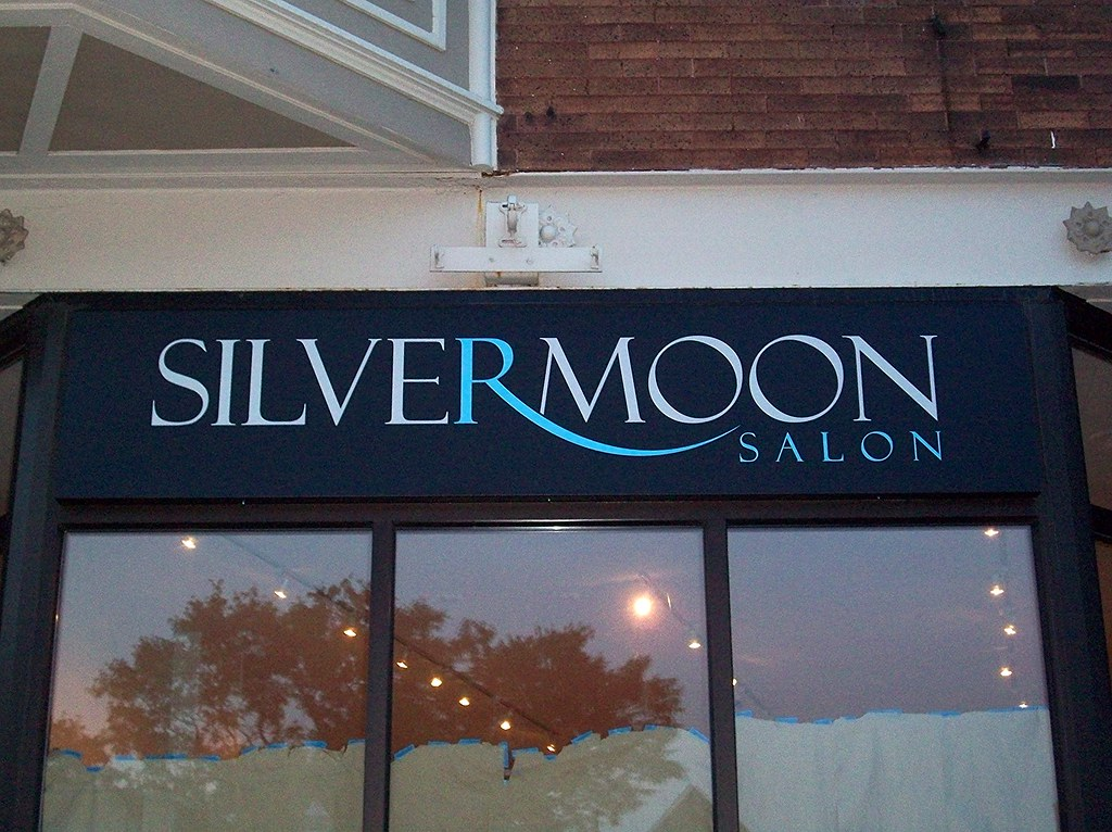 Exterior Outdoor Lighted Signs Impact Signs