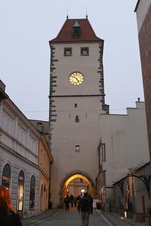 Pražská brána, Mělník