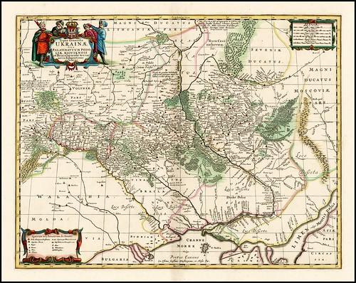 Древння карта Украины_01