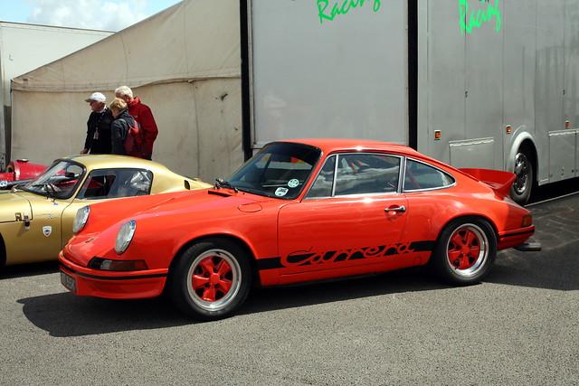 Porsche 911 2.7 Carrera RS.