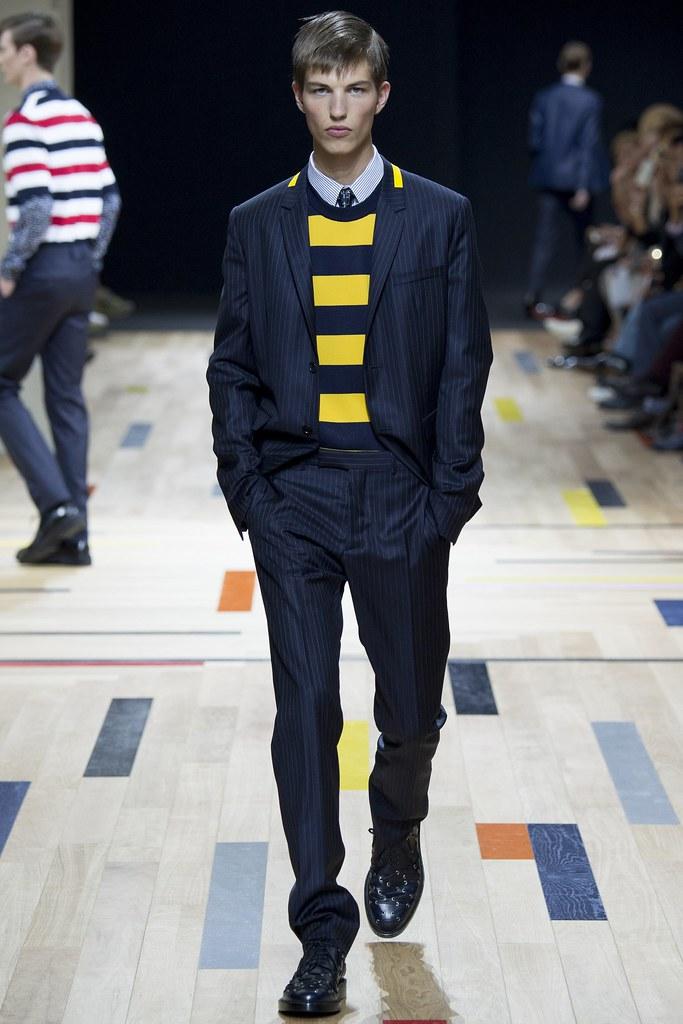 SS15 Paris Dior Homme019_Kevin Carlbom(VOGUE)