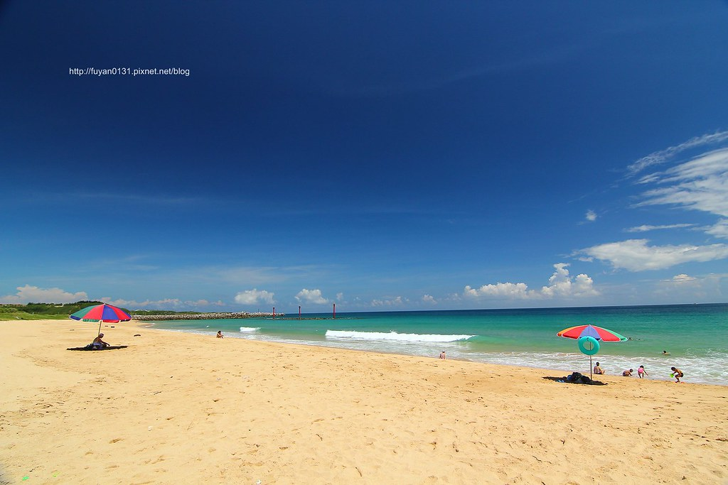 山水沙灘 (11)