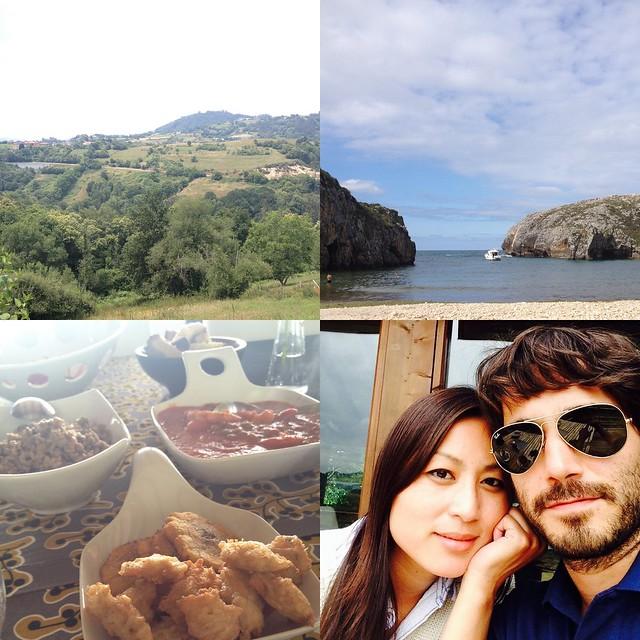 Asturias July 2014