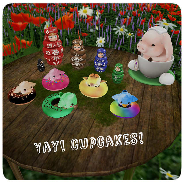 Cupcake Festival!