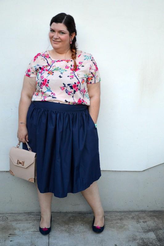 Outfit floreale e blu (9)