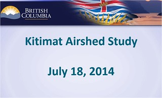 Study shows Kitimat airshed can handle new industrial development