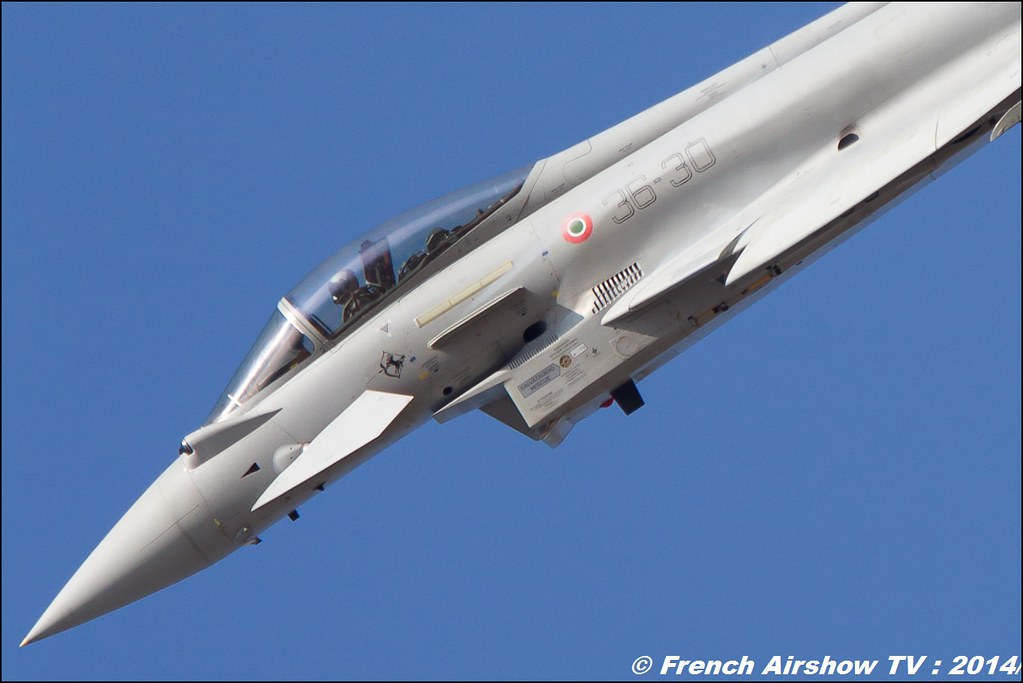 Eurofighter Typhoon Italian, Meeting Aerien BA-133 Nancy Ochey 2014